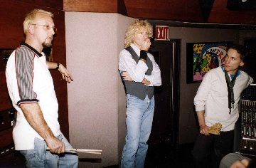 Steve,Clint,Keith in Studio
