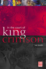 King Crimson book