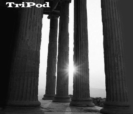 TriPod CD Cover